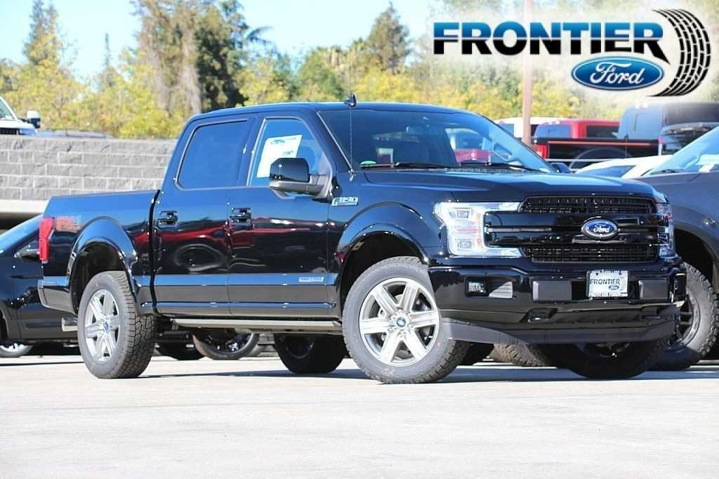 2018 Ford F-150 Lariat Truck SuperCrew Cab 1FTFW1E11JFE49136