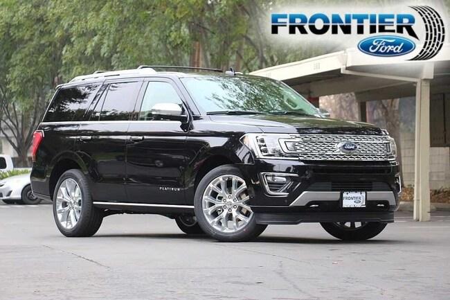 2019 Ford Expedition Platinum SUV 1FMJU1MT9KEA02835