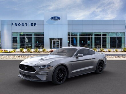 2021 Ford Mustang GT Premium Fastback Coupe 1FA6P8CF3M5119941