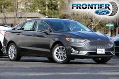New 2019 Ford Fusion Energi Titanium Sedan 3FA6P0SU3KR178015 for Sale in Santa Clara, CA