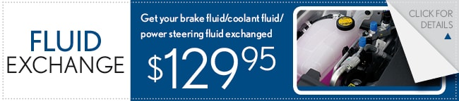 Fluid Exchange Coupon, Santa Clara