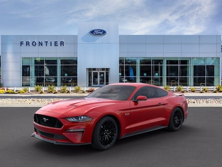 2021 Ford Mustang GT Premium Fastback Coupe 1FA6P8CF4M5128728