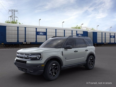 2021 Ford Bronco Sport Big Bend SUV 3FMCR9B66MRA10655