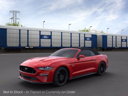 2021 Ford Mustang GT Premium Convertible Convertible 1FATP8FF7M5129449