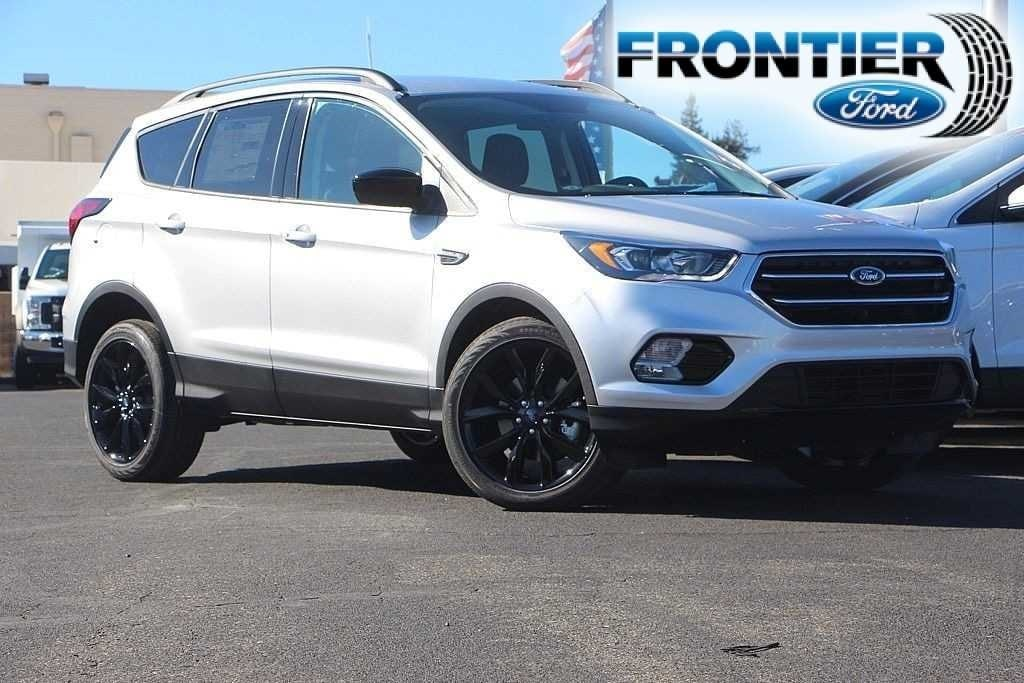 2019 Ford Escape SE SUV 1FMCU9GDXKUA20858