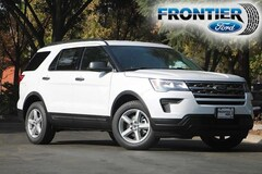 New 2019 Ford Explorer Base SUV 1FM5K7B88KGA42305 for Sale in Santa Clara, CA