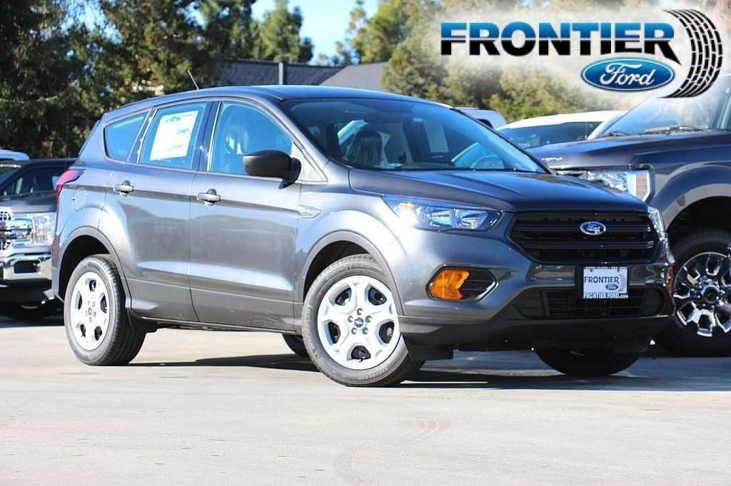 2019 Ford Escape S SUV 1FMCU0F74KUA42197