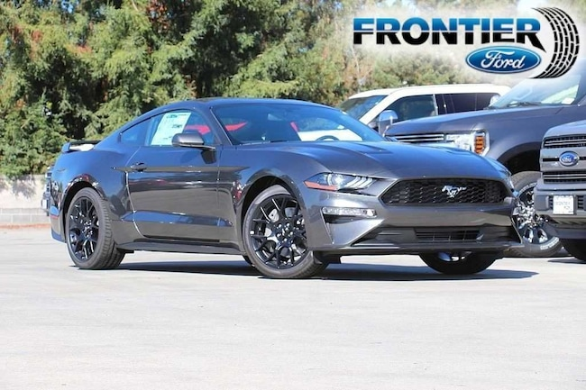2019 Ford Mustang Coupe 1FA6P8TH8K5119190