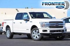 New 2018 Ford F-150 Platinum Truck SuperCrew Cab 1FTFW1E14JFD86825 for Sale in Santa Clara, CA