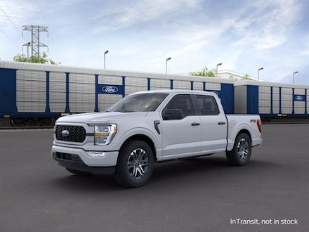 2021 Ford F-150 XL Truck SuperCrew Cab 1FTEW1CP5MFA53444