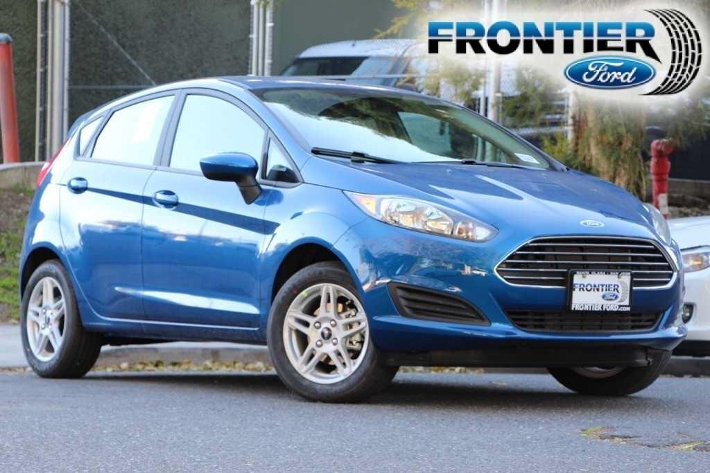 2019 Ford Fiesta SE Hatchback 3FADP4EJ9KM115207