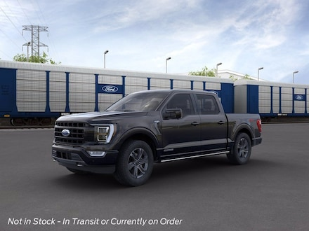 2021 Ford F-150 Lariat Truck SuperCrew Cab 1FTFW1EDXMFC64064