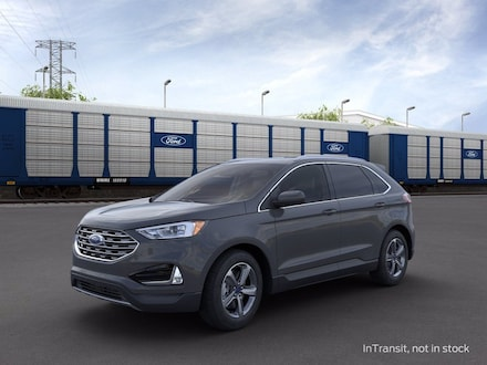 2021 Ford Edge SEL SUV 2FMPK3J97MBA17630