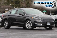 New 2019 Ford Fusion Energi Titanium Sedan 3FA6P0SU5KR178016 for Sale in Santa Clara, CA
