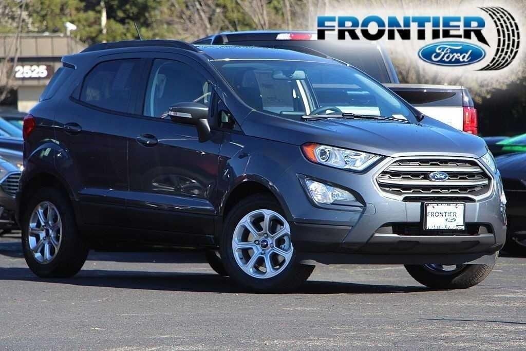 2019 Ford EcoSport SE SUV MAJ3S2GE7KC270371