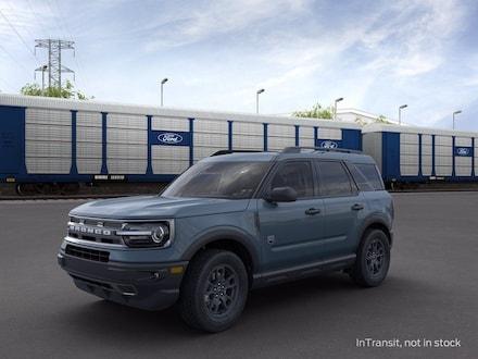 2021 Ford Bronco Sport Big Bend SUV 3FMCR9B66MRA68295