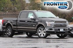 2019 Ford F-150 King Ranch Truck SuperCrew Cab 1FTFW1E41KFA63148