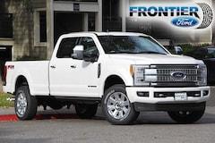 New 2019 Ford F-350 Platinum Truck Crew Cab 1FT8W3BT7KEC99146 for Sale in Santa Clara, CA