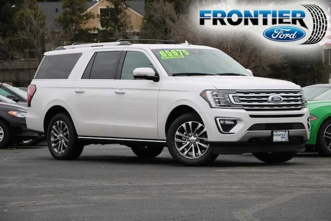 2018 Ford Expedition Max Limited SUV 1FMJK2AT7JEA71523