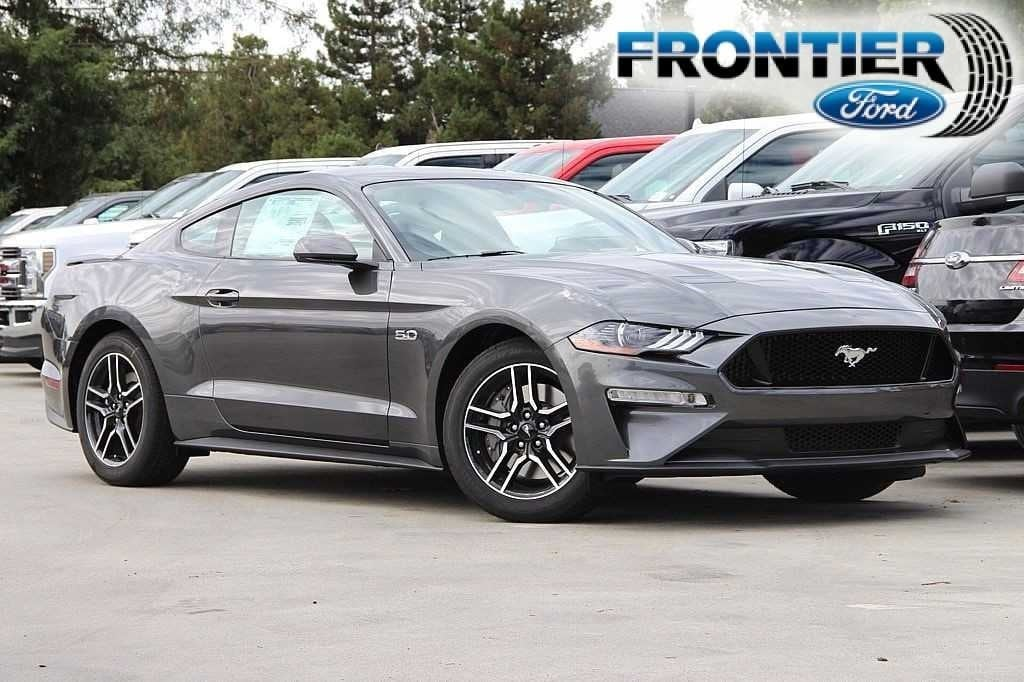 2019 Ford Mustang GT Coupe 1FA6P8CF6K5120868