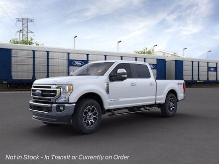 2021 Ford F-250 Lariat Truck Crew Cab 1FT7W2BT9MED91447