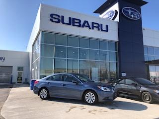 2017 Subaru Legacy sport Eyesight / Lease return  Sedan