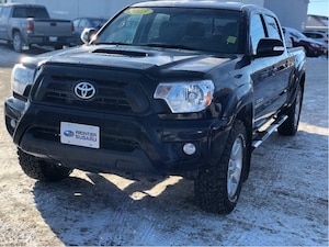 2013 Toyota Tacoma V6 / Double Cab / local / Accident free