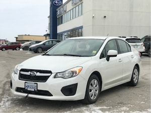 2014 Subaru Impreza 2.0i manual transmission / Bluetooth / lease retur