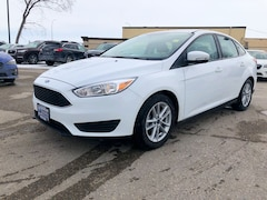 2017 Ford Focus SE / Local / Accident free Sedan