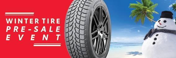 Winter Tires For Sale >> Winter Tires Pre Sale Event Until September 30th Frontier