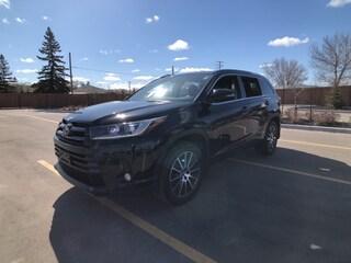 2017 Toyota Highlander XLE AWD SUV
