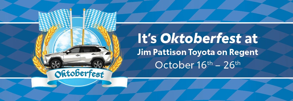 Oktoberfest - Jim Pattison Toyota on Regent