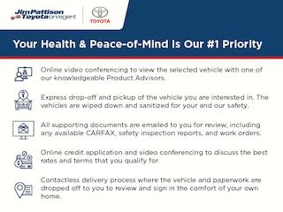 2020 Toyota Prius Technology Hatchback