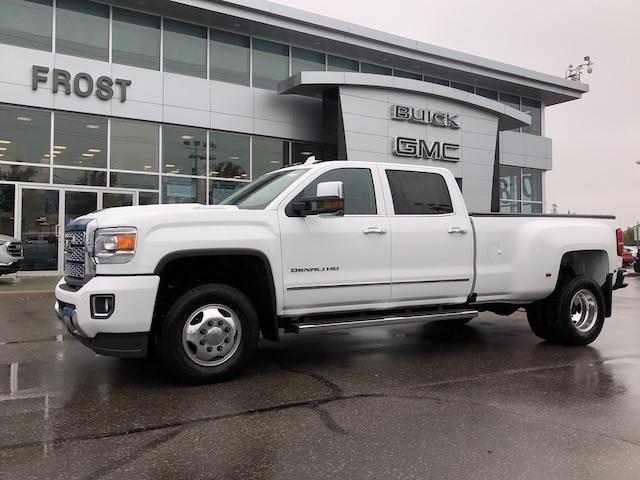 Gmc Denali Truck For Sale >> 2019 Chevrolet Silverado 2500hd High Country Truck Crew Cab