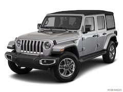 2018 Jeep Wrangler Unlimited Sahara 4x4 Sahara  SUV (midyear release)