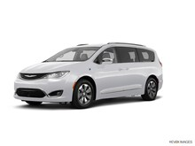 2018 Chrysler Pacifica Hybrid Hybrid Limited Limited  Mini-Van