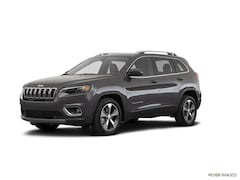 2019 Jeep Cherokee Limited 4x4 Limited  SUV