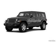 2018 Jeep Wrangler Unlimited Sport S 4x4 Sport S  SUV (midyear release)
