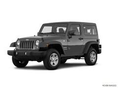 2018 Jeep Wrangler Willys Wheeler W 4x4 Willys Wheeler W  SUV