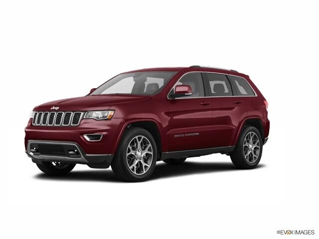 2018 Jeep Grand Cherokee 4x4 High Altitude SUV