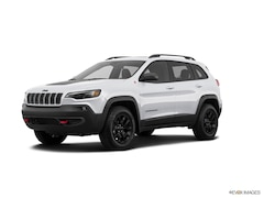 2019 Jeep Cherokee Trailhawk Elite 4x4 Trailhawk Elite  SUV
