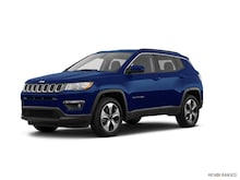 2018 Jeep Compass Latitude 4x4 Latitude  SUV