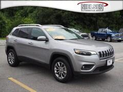 2019 Jeep Cherokee Latitude Plus SUV for sale Sussex, NJ