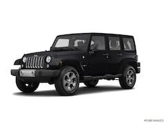 2018 Jeep Wrangler Unlimited Sahara 4x4 Sahara  SUV