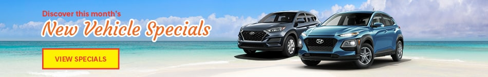 New Vehicle Specials at Franklin Sussex Hyundai