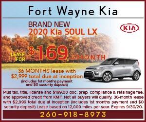 Brand New 2020 Kia SOUL LX