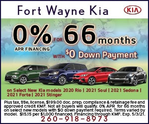 0% APR Financing For 66 Months