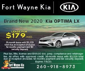 Brand New 2020 Kia OPTIMA LX