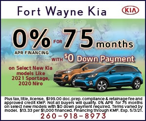 0% APR Financing For 75 Months