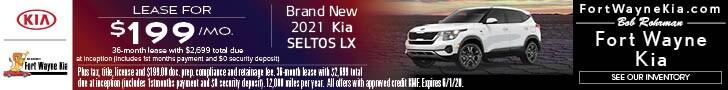 Brand New 2021 Kia SELTOS LX